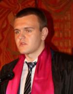 Alexander Kirilenko, Class of 2014