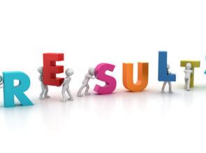 Results Summer 2017