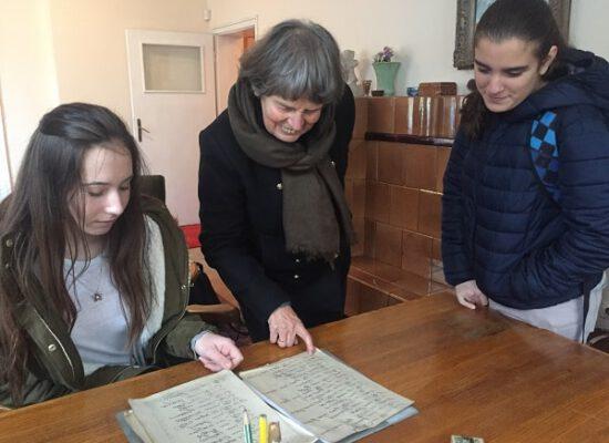 Урок в музея на писателя Димитър Димов