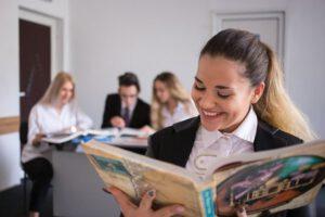 В частното училище в София обучението е изцяло на английски език