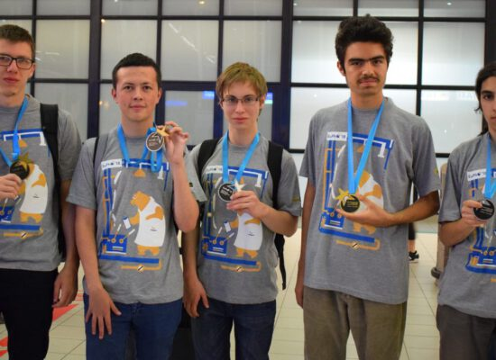 Darbi College students conquer a new medal in Physics
