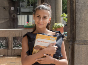 A Darbi College student is recognised by Zonta Club